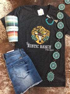 The Rustic Ranch Tee