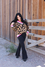Load image into Gallery viewer, Leopard Sweater