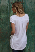 Load image into Gallery viewer, Basic White Tee