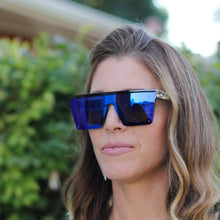Load image into Gallery viewer, Kerosene Sunglasses in Surf Rider Blue