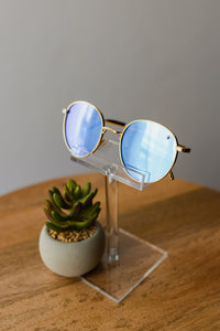 Roam Sunglasses in Blue