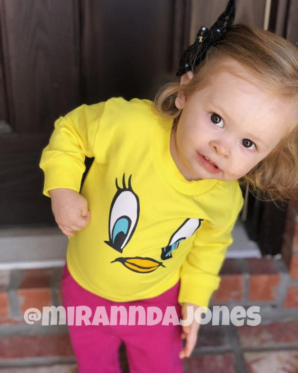 Tweety Bird Sweatshirt