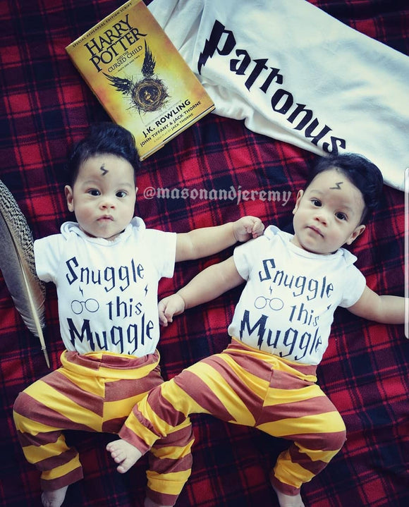 Harry Potter Snuggle Set