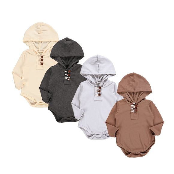 Hooded Onesie - StarSailyrBoutique