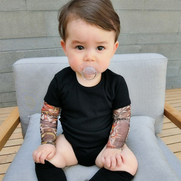 Baby Tattoo Bodysuit - StarSailyrBoutique