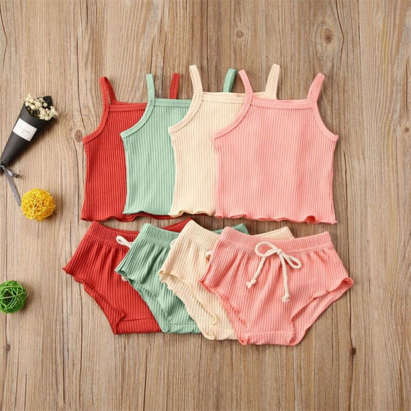 Summer Comfies Set - 4 Colors Available