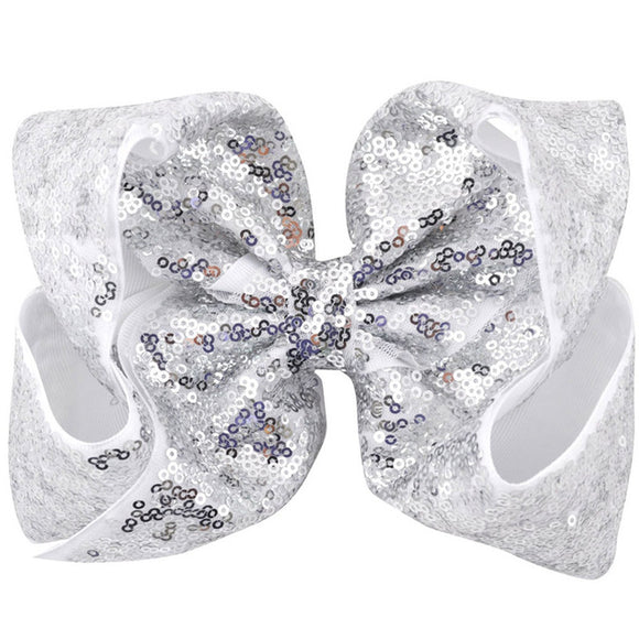 8in Sequin Bows
