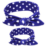 Mommy and Me Turban Headbands - 22 Variations - StarSailyrBoutique