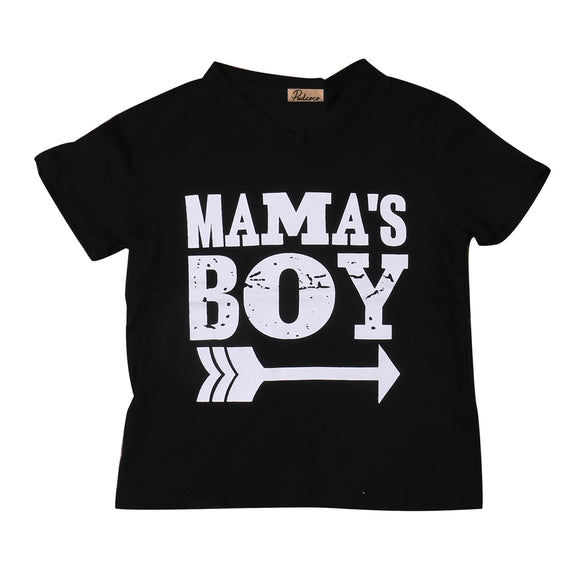 Mama's Boy T-shirt - StarSailyrBoutique