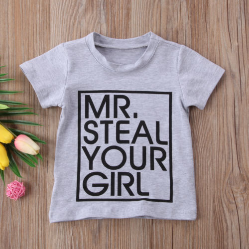 Boxed Mr. Steal Your Girl T-shirt