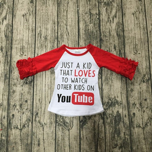 YouTube Raglan