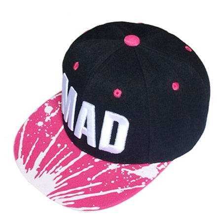 Mad Snapback - 5 Colors - StarSailyrBoutique