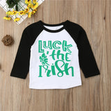 Luck O' the Irish Raglan