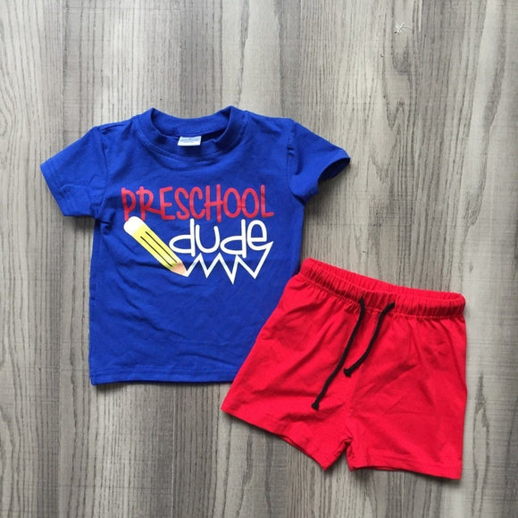 Preschool Dude Set