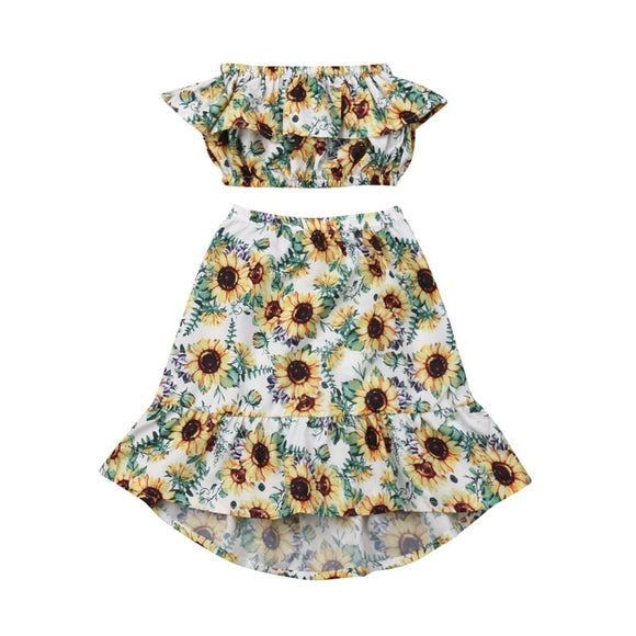 Sunflower Patch Set