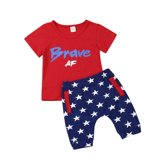 Brave AF Set - LIMITED AVAILABILY - StarSailyrBoutique