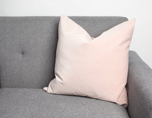 Modern Contemporary dusty punk Velvet Pillow Cover