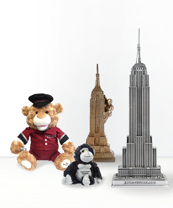 Mobile image: EMPIRE STATE BUILDING <br>  REPLICAS & GIFTS