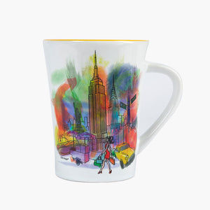ESB Ink Splatter 16oz Mug