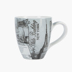 Black & White History Mug Exclusive