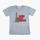 Kids' Empire Kong Skate Tee
