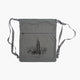 Empire Architectural Canvas Cinch Bag