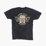 Men's ESB Vintage Black Tee