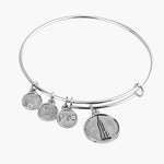 Empire Silver Tone Bangle