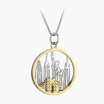 Empire 2-Layer Skyline Pendant