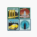 ESB Mini Collectible Magnet Set