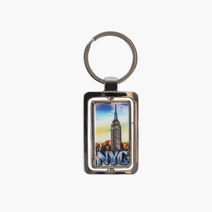 Empire State Building NYC Key Chain