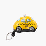 Taxi-Cab Key Chain