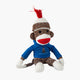 Large NY Sock Monkey