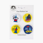 ESB 4-Piece Button Set