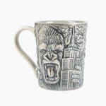 Kong Embossed 15oz Mug