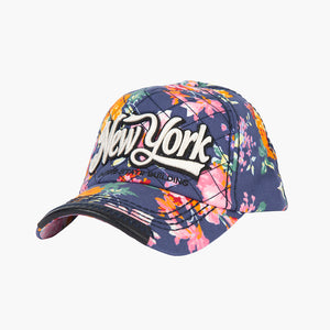 Empire Floral Adjustable Cap