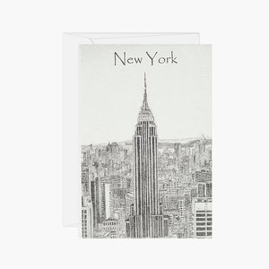 Sketch ESB Handmade Recycled Greeting Card