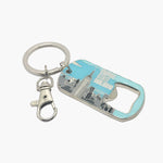 ESB Skyline Bottle Opener Key Chain