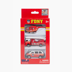 FDNY 3 Pack Die-cast Set