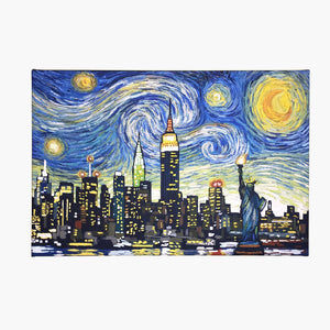 ESB Starry Night Canvas