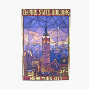 ESB Canvas Prints Stained Glass
