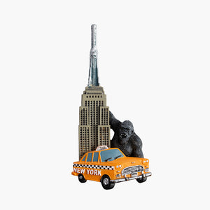 Kong and Taxi Magnet
