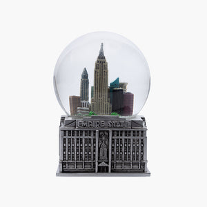 Skyline Music Box Globe