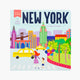 New York a book of colors