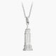 Empire State Building Necklace