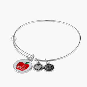 NYC Skyline Apple Bangle