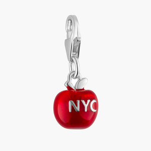 NYC Apple Charm