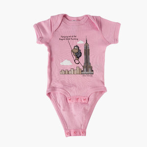 ESB Hang Out Kong Onesie