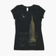 Ladies' Starry Night Tee Black