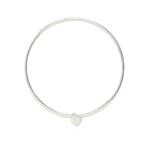 By Charlotte Silver Purity Bangle